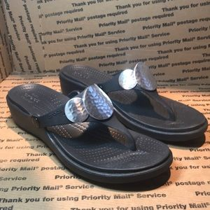 Crocs Fashion Flip Flops Brand New!